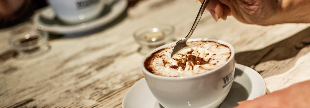 Weber-Kaffee Spezialhaus für Kaffee