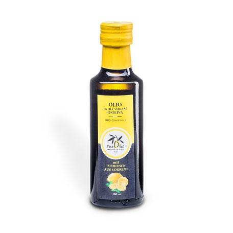 OLIVENÖL EXTRA VERGINE Zitrone