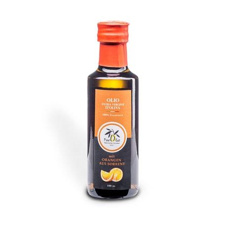 OLIVENÖL EXTRA VERGINE Orange