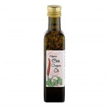 Chili Oregano Öl Oliven-Öl mit Chili und Oregano