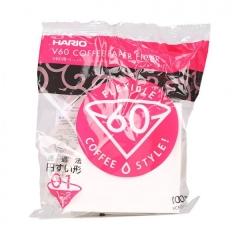 Hario Papierfilter 01 für v60 - 100er Packung