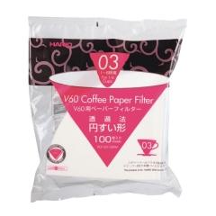 Hario Papierfilter 03 für v60 - 100er Packung